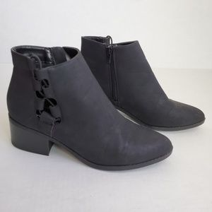City Classified Side Bungee Booties
